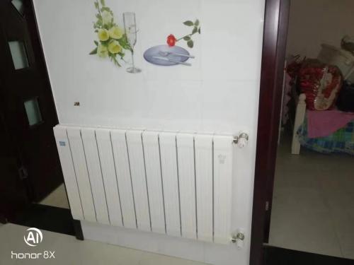 暖气片家装完成!