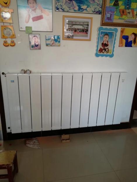 服务到家暖气片安装成功