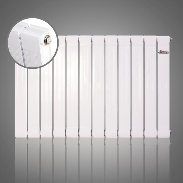 青岛暖气片加盟代理根据材质对暖气片进行分类