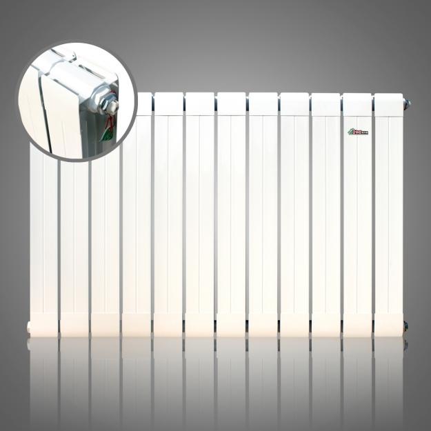 散热器在房间中的位置怎样确定