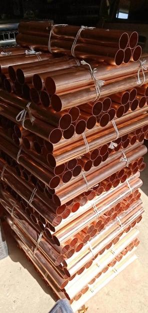 散热器加长铜管